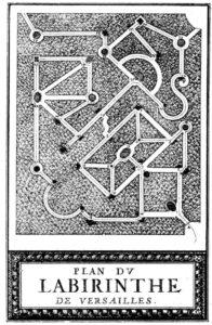 Progetto del Labirinto di Versailles