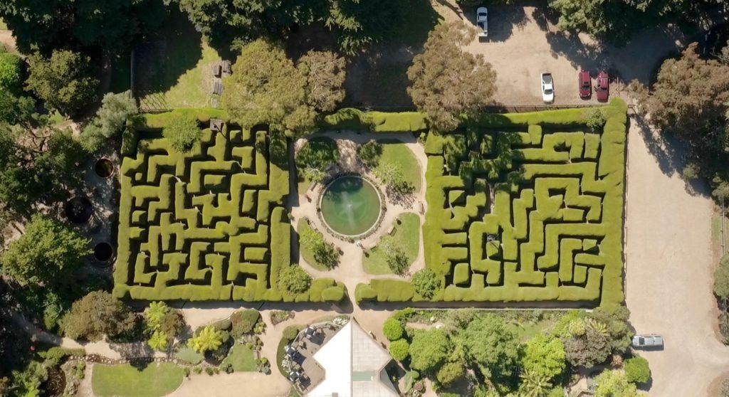 Labirinto di Ashcombe