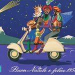 Natale Vespa 1956