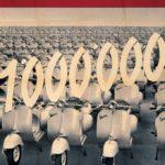 A million Vespa 1956