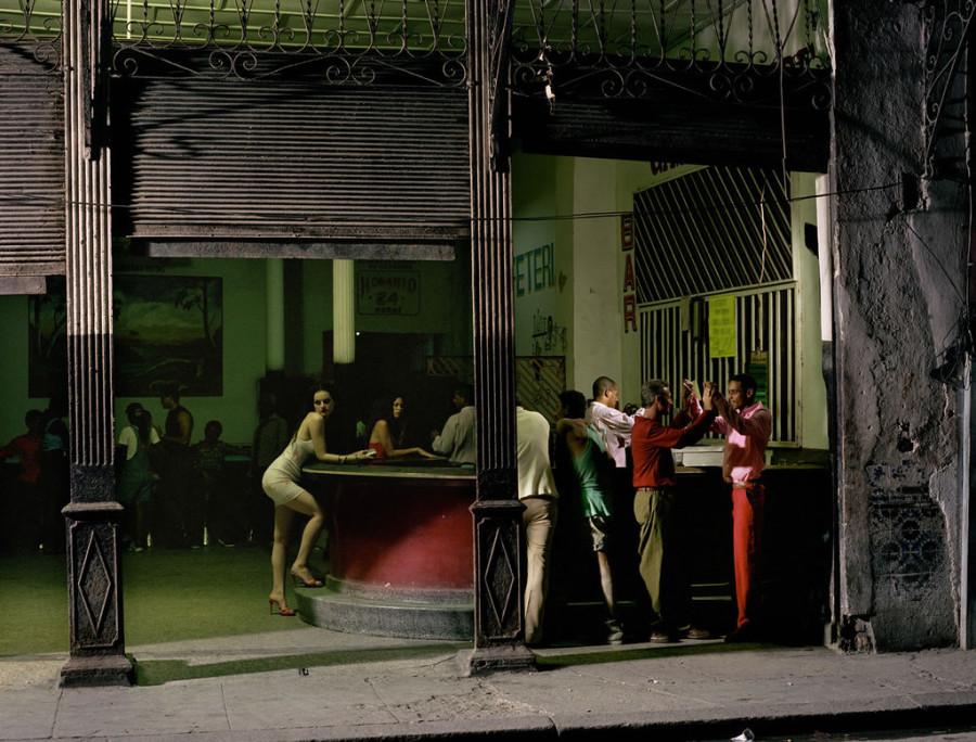 ©Philip-Lorca diCorcia, Havana. - icona
