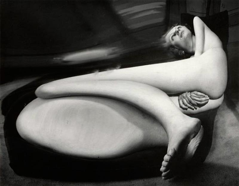 André Kertész, Distortion, 1933. - icona