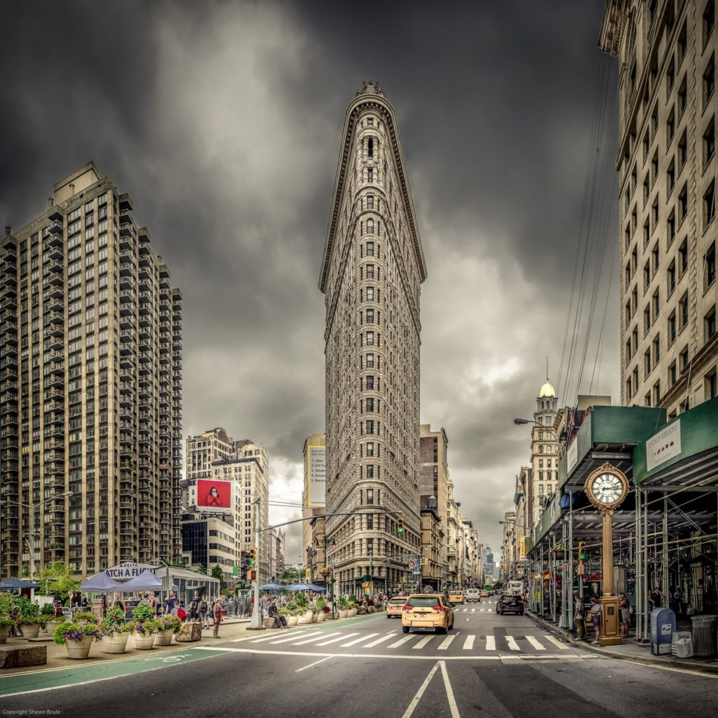 Flatiron Building Manhattan