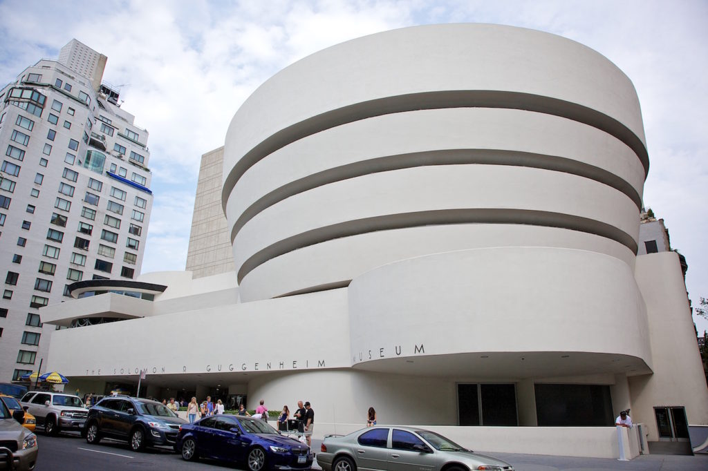 Guggenheim Museum Manhattan