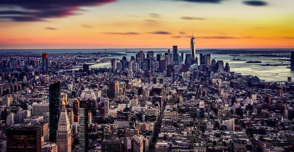Manhattan panoramica