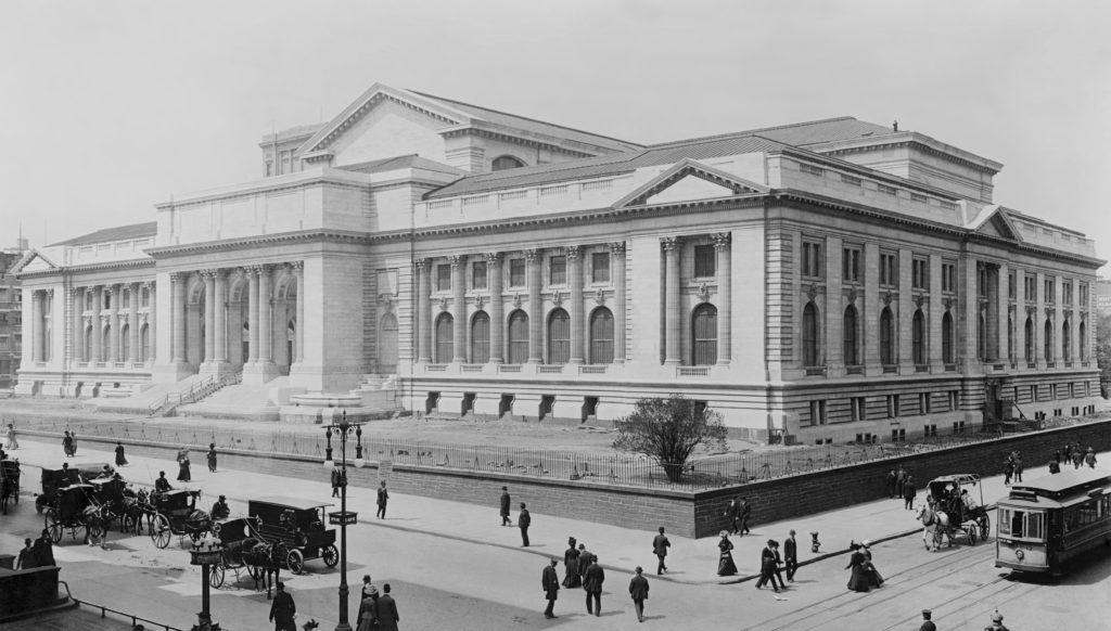 New York Public Library Manhattan