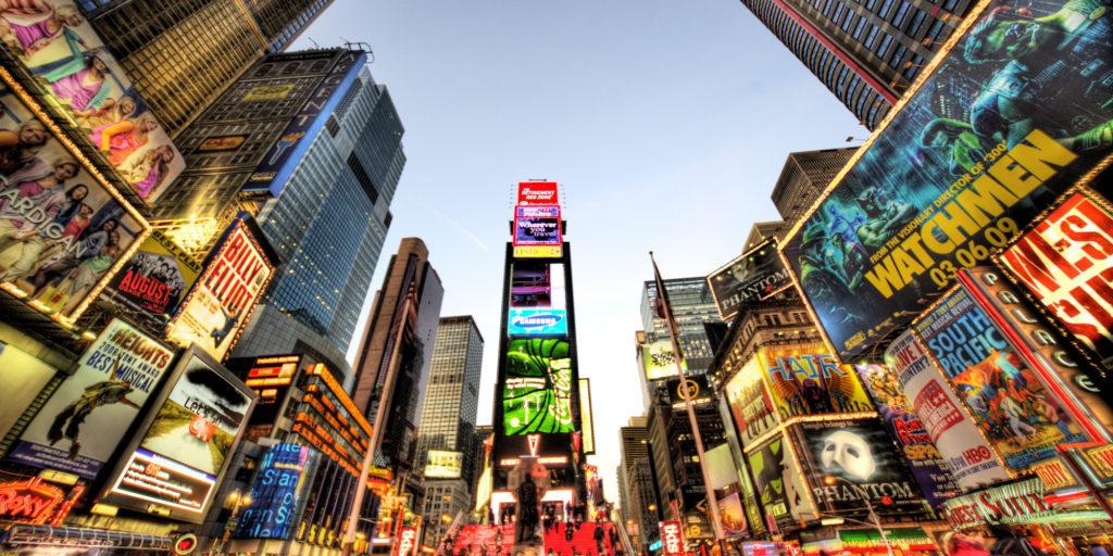 Times Square NYC Manhattan