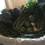 Verde primavera - I colori in cucina