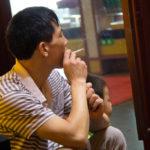 Fumo in Cina: un primato allarmante