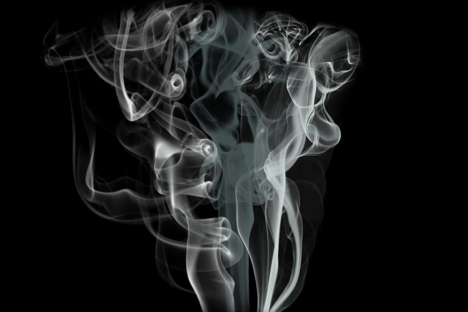 vietato fumare copertina