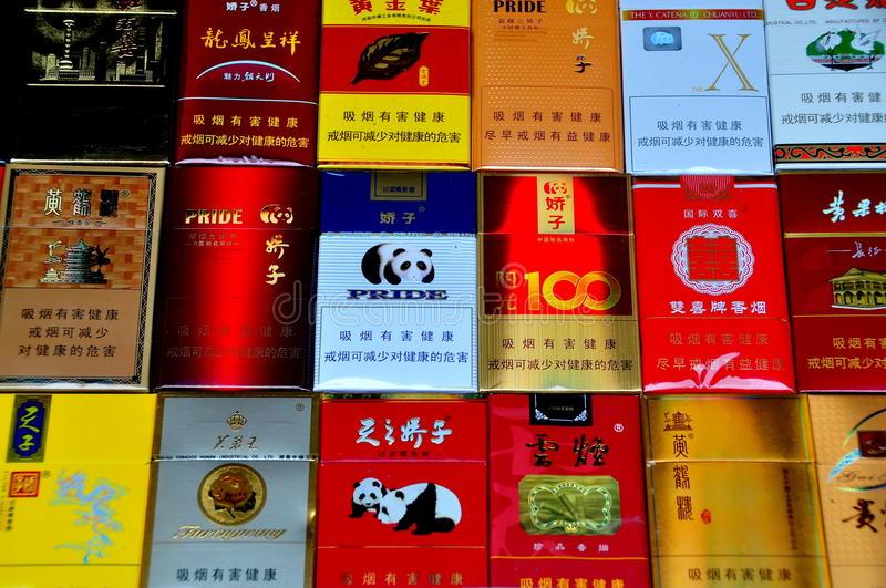 Fumo in Cina: un primato allarmante - Sigarette cinesi - © Dreamstime
