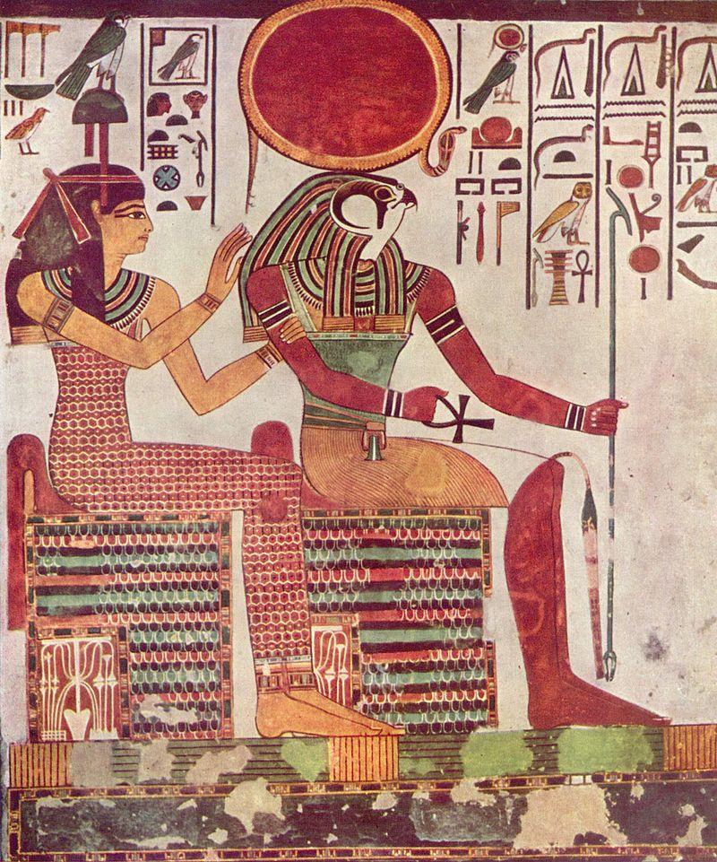 Culto del sole nell'Antico Egitto