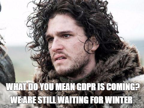 Got regolamento GDPR
