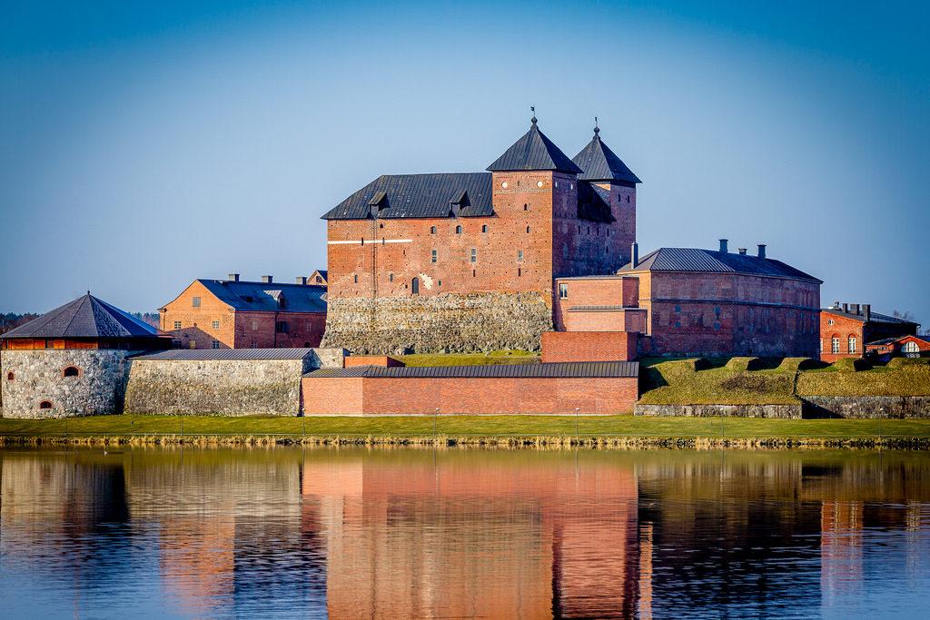 Finlandia - Hämeenlinna castle