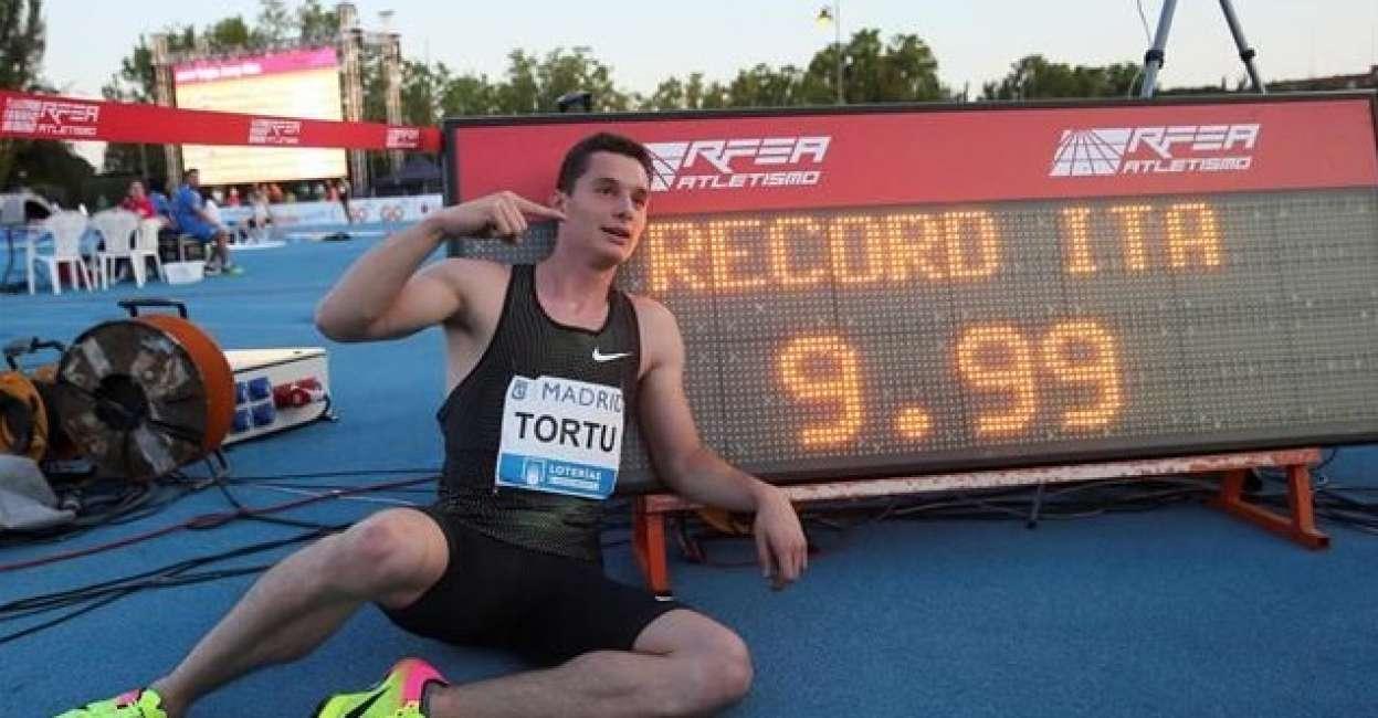 Tortu record