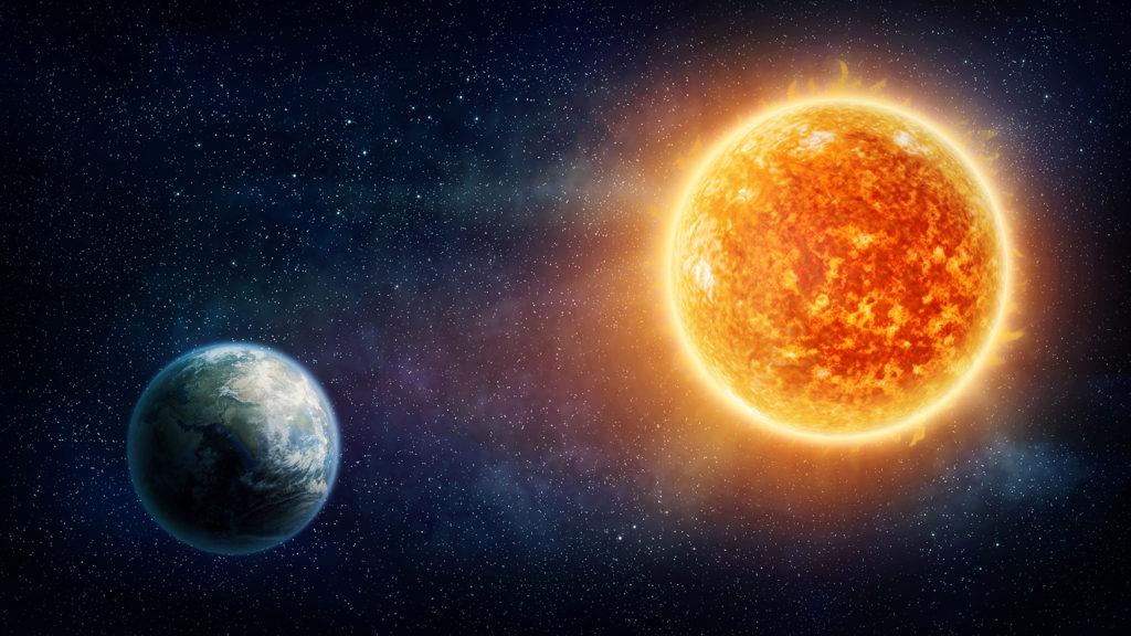 cambiamenti climatici - la teoria del sole