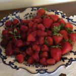 Rosso a tavola, tra dolce e salato – I colori in cucina