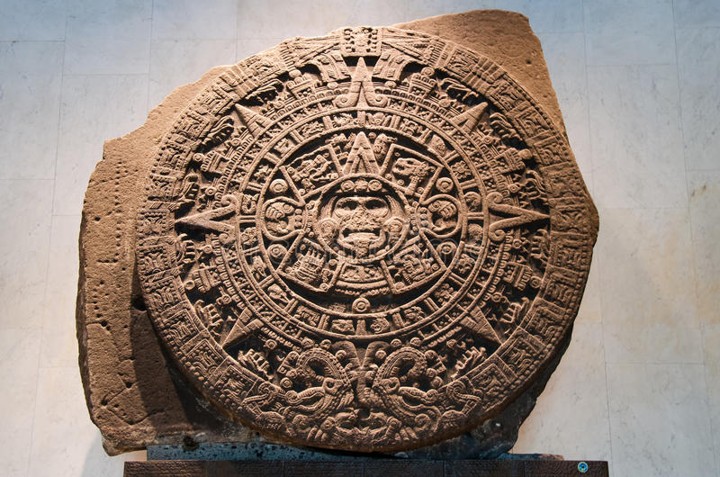 simbolo del sole - Piedra del Sol