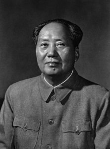 Rivoluzione cinese: la nascita della Repubblica Popolare - Mao Zedong (毛泽东)