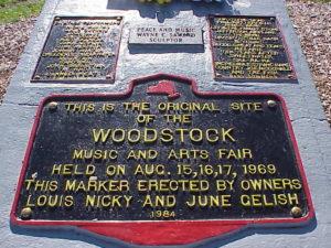 Luoghi: Woodstock targa