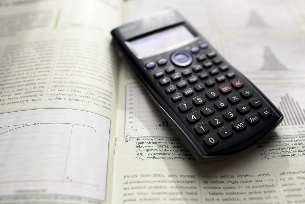 Calcolatrici elettroniche - copertina