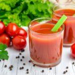 Succo di pomodoro: ricetta fai da te e benefici