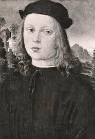 Alfonso d'Aragona secondo marito di Lucrezia Borgia