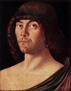 Giovanni Sforza primo marito di Lucrezia Borgia