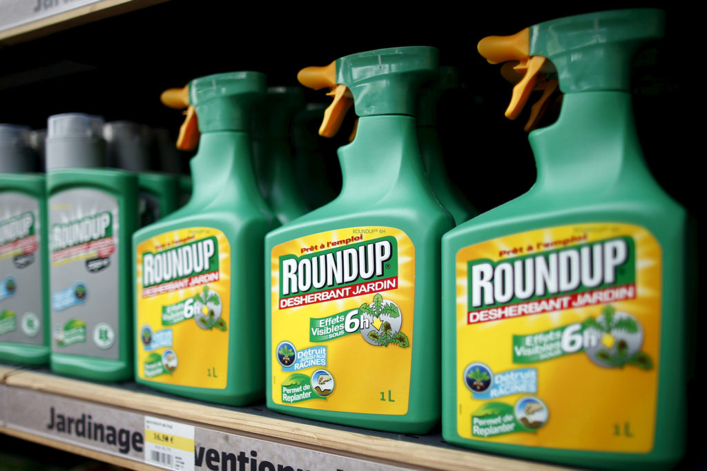 Roundup Monsanto cancerogeno