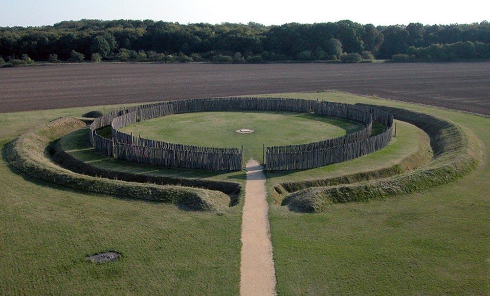 Cerchio di Gosek, Germania.