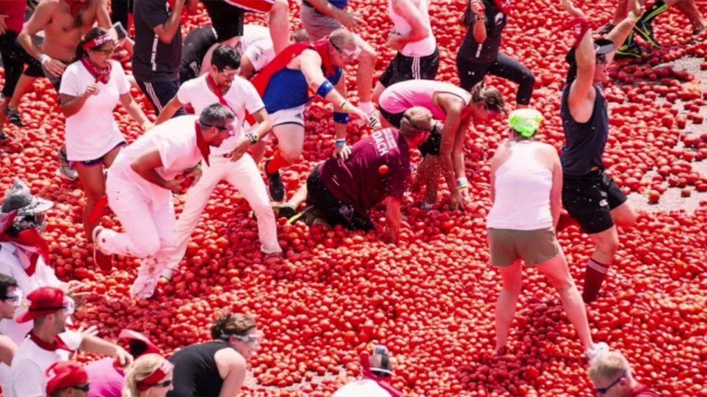 Tomatina lotta