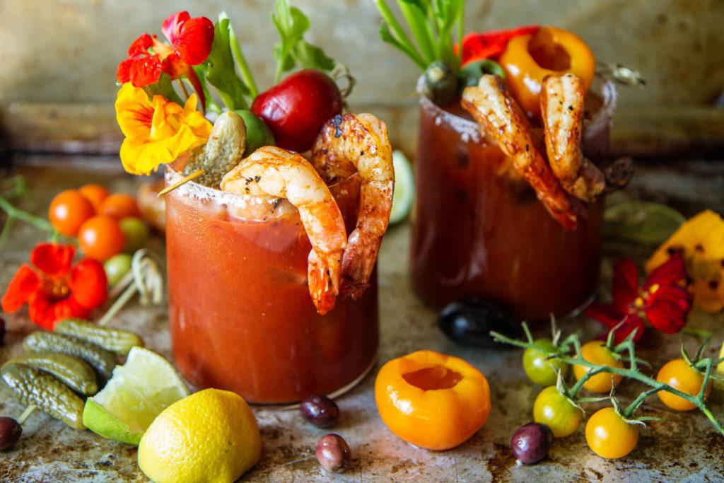 Bloody Mary - decorazioni