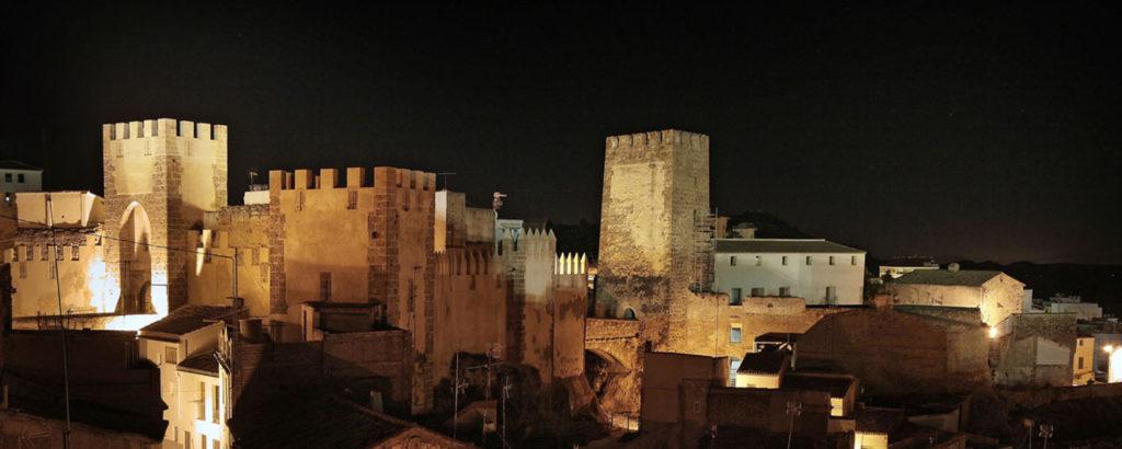 Il Castello di Buñol