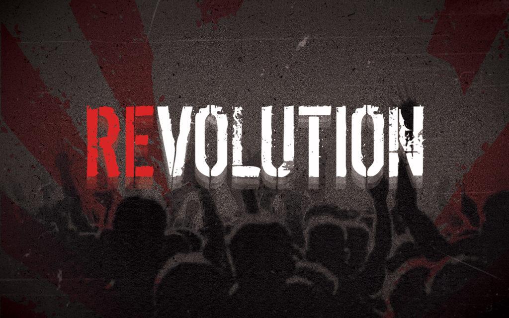 revolution copertina