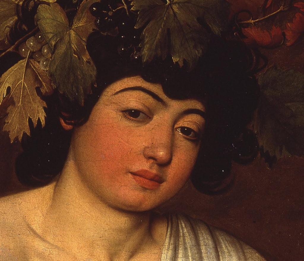 Bacco adolescente - Caravaggio