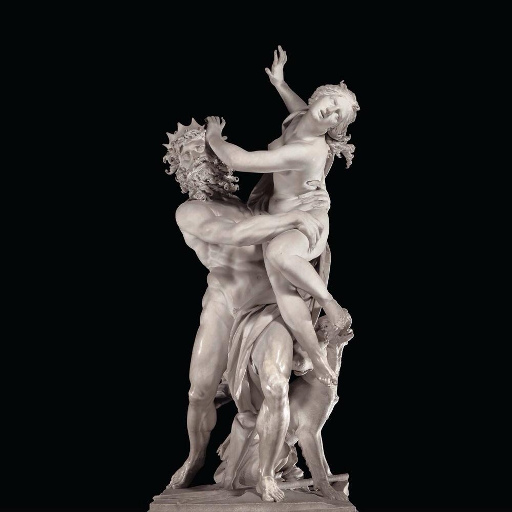 il ratto di proserpina - Gian Lorenzo Bernini