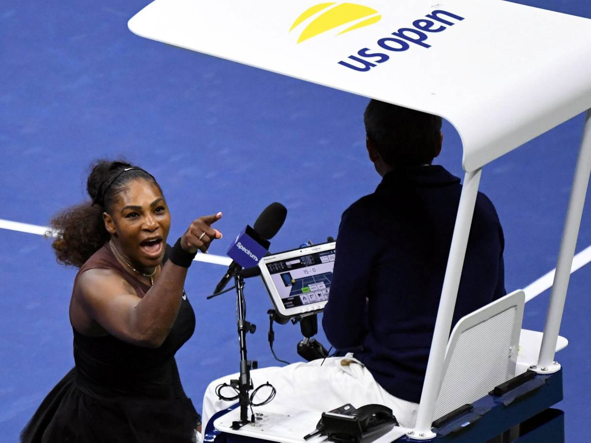 Serena Williams Ramos