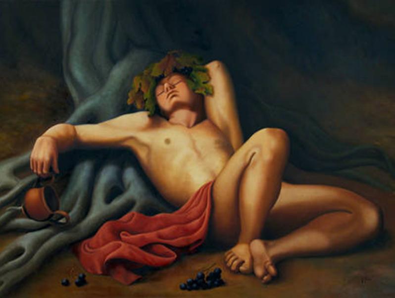 Dioniso addormentato