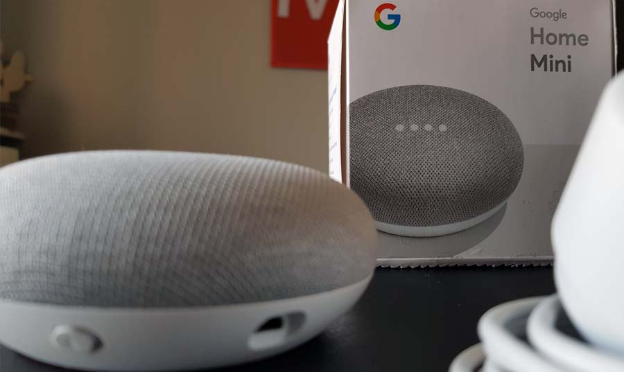 google-home-mini-recensione