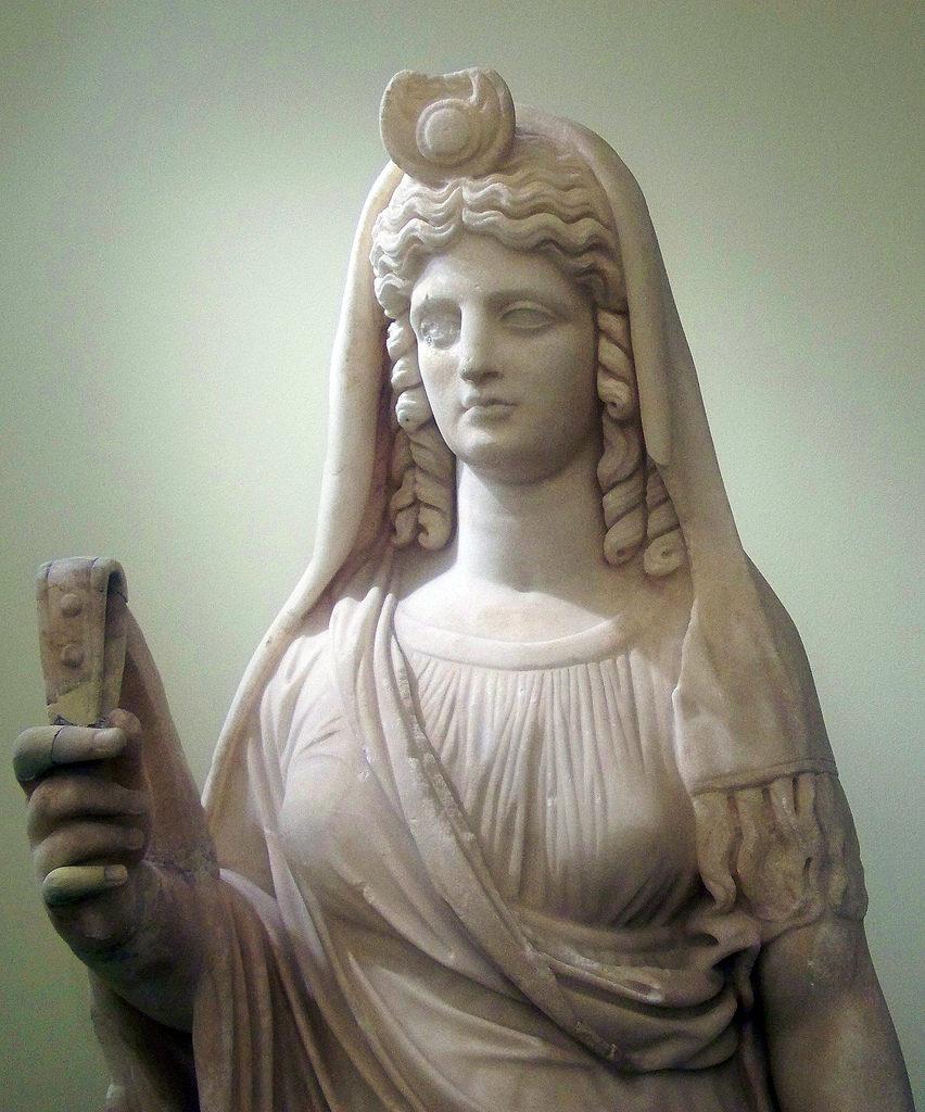 Persephone (Museo archeologico di Creta)