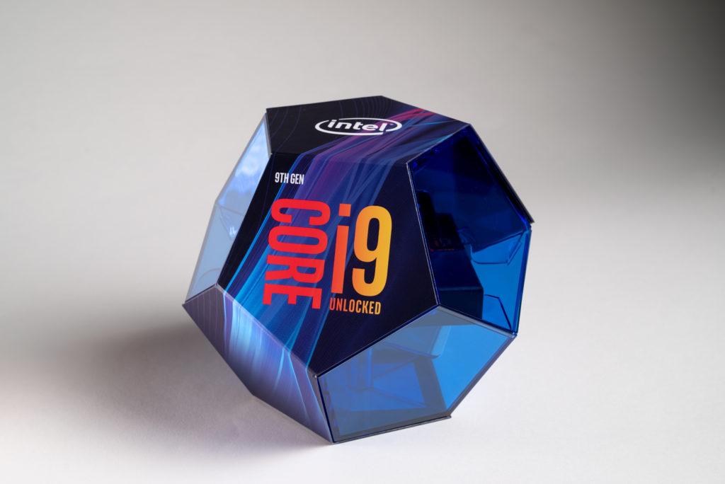 Processori di nona generazione Intel Core