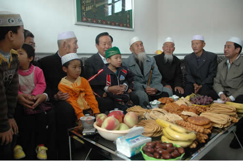 Gruppi etnici cinesi - Etnia Hui