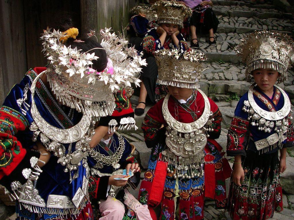 Gruppi etnici cinesi - Etnia Miao