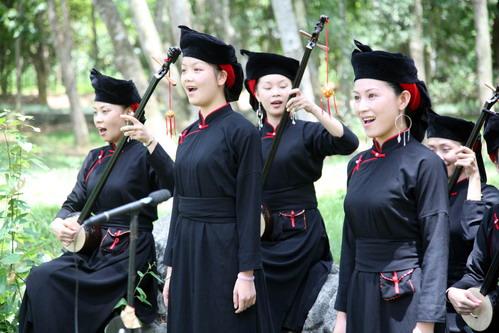 Gruppi etnici cinesi - Etnia Zhuang