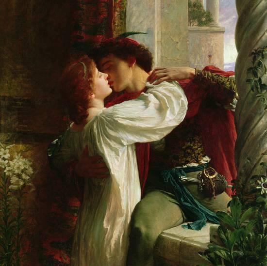 Shakespeare - Romeo and Juliet - Frank Bernard Dicksee
