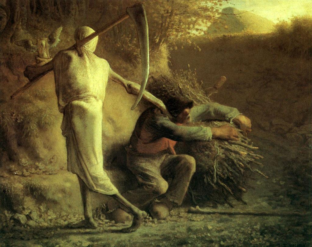 La morte e il taglialegna