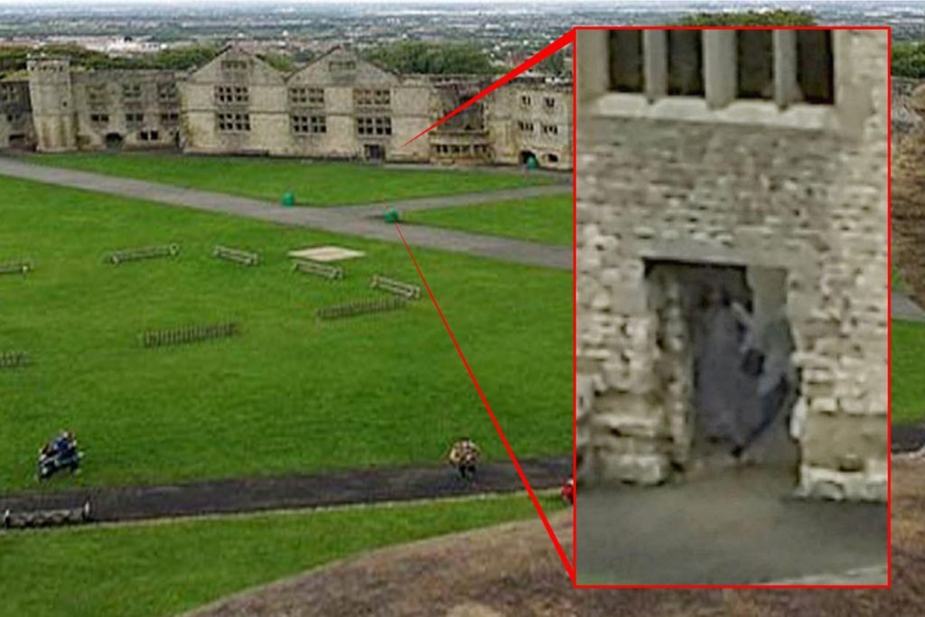 Fantasmi: The Grey Lady of Dudley Castle