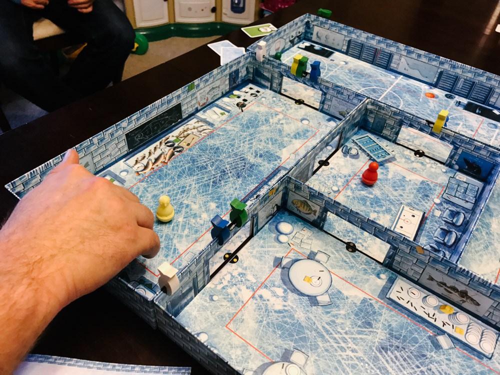giochi da tavolo: Ice Cool