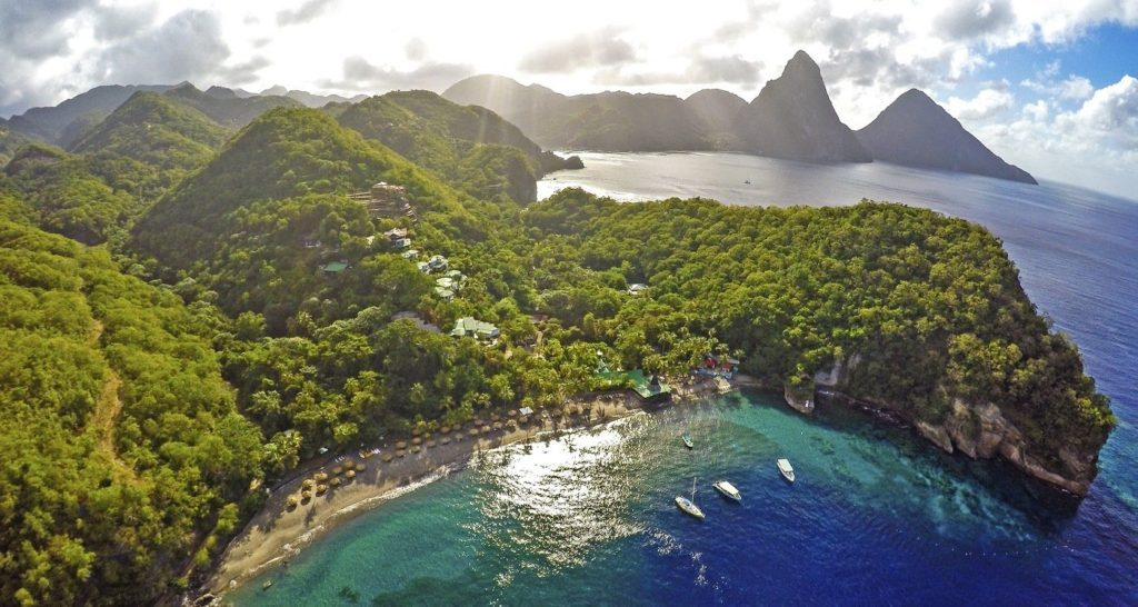 Saint Lucia: Anse Chastanet
