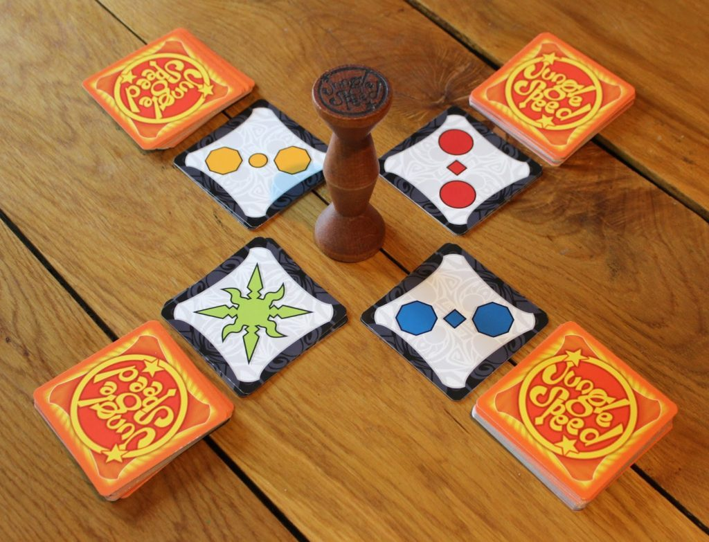 Jungle Speed: party game per Natale e Capodanno
